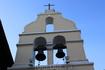 В нашем маленьком посёлке было три церкви. Это колокольня.