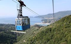 Вид на Портофино