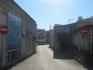 одна из маленьких улочек в старой части Ларнаки (она же туристическая часть)