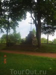 Памятник воинам, погибшим в Нарвской баталии