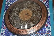 Часы в мечети Сиде