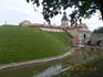 Большая часть замка находится на реставрации, открытие назначено на декабрь 2011г.