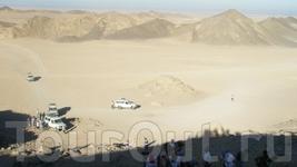 Вот она - настоящая пустыня!!
