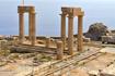 Акрополь, Линдос