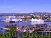 Далеко не все знают,что в Осло тоже есть свой фьорд.