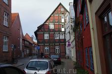 Wandfstr.,  симпатичная и уютная улочка