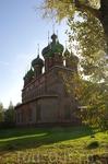 церковь Иоанна Предтечи в Ярославле . Именно она является одним из символов города и изображена на 1000 рублевой купюре.