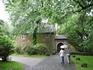 Подходим к Замку Хаус Форст,который расположен в лесу.Был выстроен в 1297году.  Много веков подряд замок передавался по наследству  законным наследникам ...