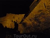 тени. ночной спуск по Которской крепости