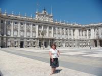 У королевского дворца