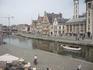 Вид на реку Лейе с моста Св.Михаила.
