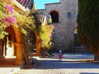 Филеримос. Монастырь
