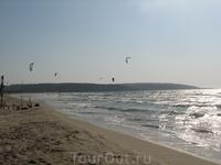 Дикий пляж ( северное побережье недалеко от Лимонаки)