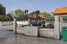 парк Авентура: Китай