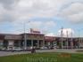 Это один из торговых центров Нарвы - FAMA