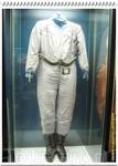 Представлены и личные вещи космонавтов. Тренировочный костюм Юрия Гагарина.