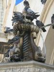 Верхняя часть питьевого фонтанчика в Дубровнике.