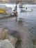 рядом с пляжем в Агии Пелагии