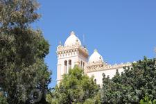 Дворец на земле Карфагена