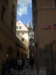 На узких улочках Старого города