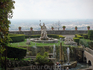 "Скульптуры Аппеннино и Рима на плоскости фонтана ""Рометта"""