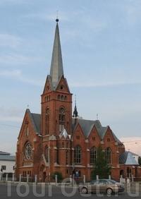 Церковь имени Мартина Лютера
