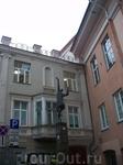 Заметила, что в Литве очень интересные скульптуры...не такие как в Калининграде, Москве и Питере...