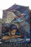 Филадельфия также известна коллекцией настенной живописи (murals), с 1984 года число картин превысило три тысячи.