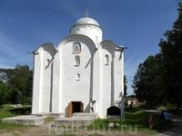 Старая Ладога. 1150 лет государственности Руси. Девичий монастырь