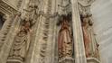 Севилья,стены центрального собора