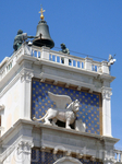 один из символов Венеции - лев