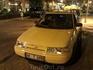 Затесалась среди желтых такси в Мармарисе