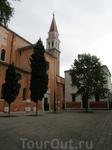 Венеция - Монастырь