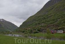 по дороге к Согнефьорду