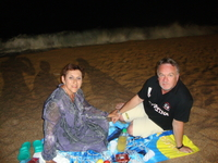 Вечером у моря