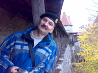 Прогулка по крепостной стене Таллина