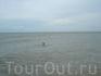 пляж Голубицкой