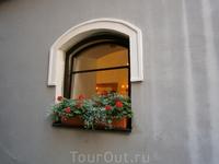 Варшава. Просто окно