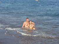 Пляж на о.Санторини