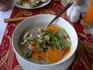 Знаменитый суп Фо))) Вкусняшка)