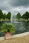 Hampton Court Palace. Уголок парка