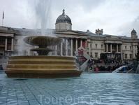 Трафальга́рская пло́щадь — площадь в центре Лондона