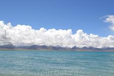 озеро намцо