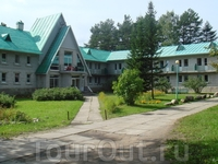 Фото отеля База отдыха и туризма Лосевская