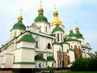 на терр Софийского собора