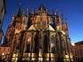 В 1060 году, с основанием Пражской епархии, князь Спытинев II начал строительство более просторной церкви, так как стало очевидно, что существующая ротонда ...