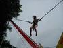 Ощущения незабываемые, а главное можно прыгать сколько душе угодно...после того как заплатишь)