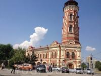 Пожарная каланча Царицына