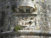 На стене Старого города