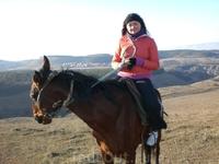 В предгорьях Кавказа
